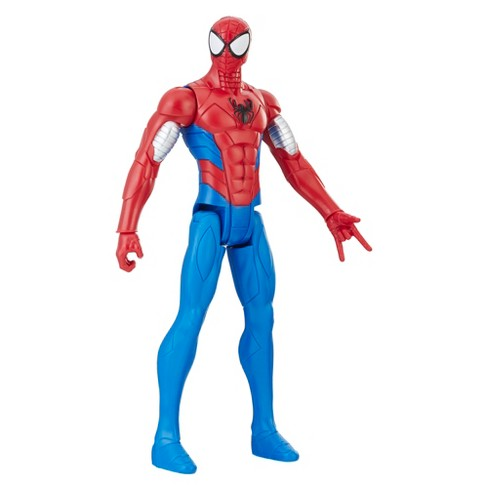 Spider-Man Titan Hero Series Web Warriors: Armored Spider-Man - image 1 of 2