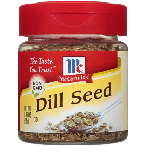 McCormick Dill Seeds - 0.85oz - image 1 of 3