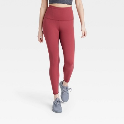 "Women's Premium Ultra High-Waisted 7/8 Leggings 23"" - All in Motion™"