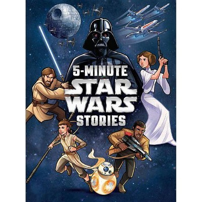 5-Minute Star Wars Stories (Paperback)by Ltd. Lucasfilm