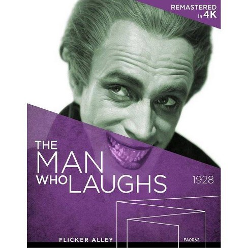 The Man Who Laughs (Blu-ray) - image 1 of 1