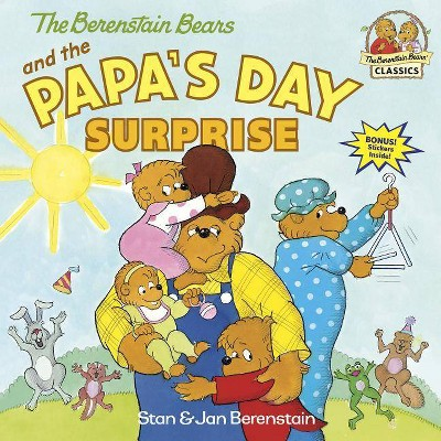 The Berenstain Bears and the Papa's Day Surp ( First Time Books)(Paperback)by Stan Berenstain