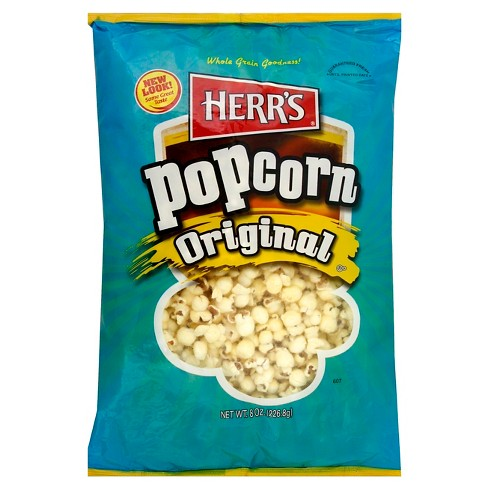 Herr's Original Popcorn - 8oz - image 1 of 1
