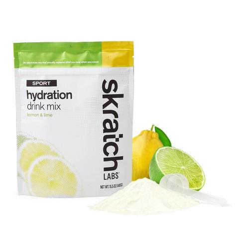 Skratch Labs Sport Hydration Drink Mix Lime - 20 Serving Bag - image 1 of 3