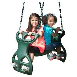 Swing-N-Slide Dual-Ride Glider