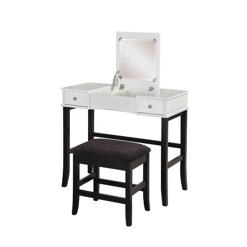 Jackson Vanity Set - Linon - image 1 of 3