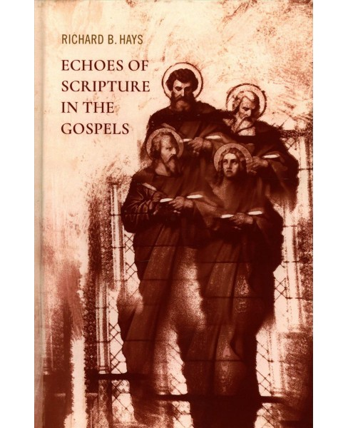 Echoes of Scripture in the Gospels -  by Richard B. Hays (Hardcover) - image 1 of 1