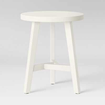 Chase End Table Cream - Threshold™