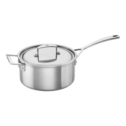 ZWILLING Aurora 5-ply Stainless Steel Saucepan - image 1 of 4