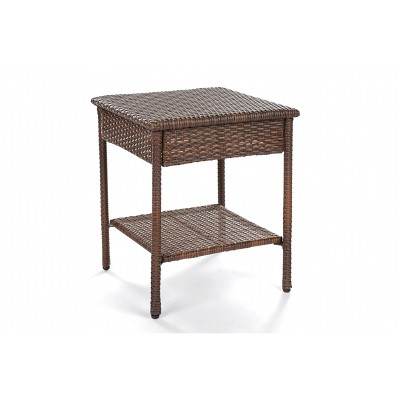Galleon Collection Patio End Table - W Unlimited