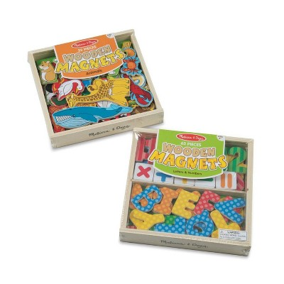 Melissa & Doug Magnets-In-A-Box Assortment