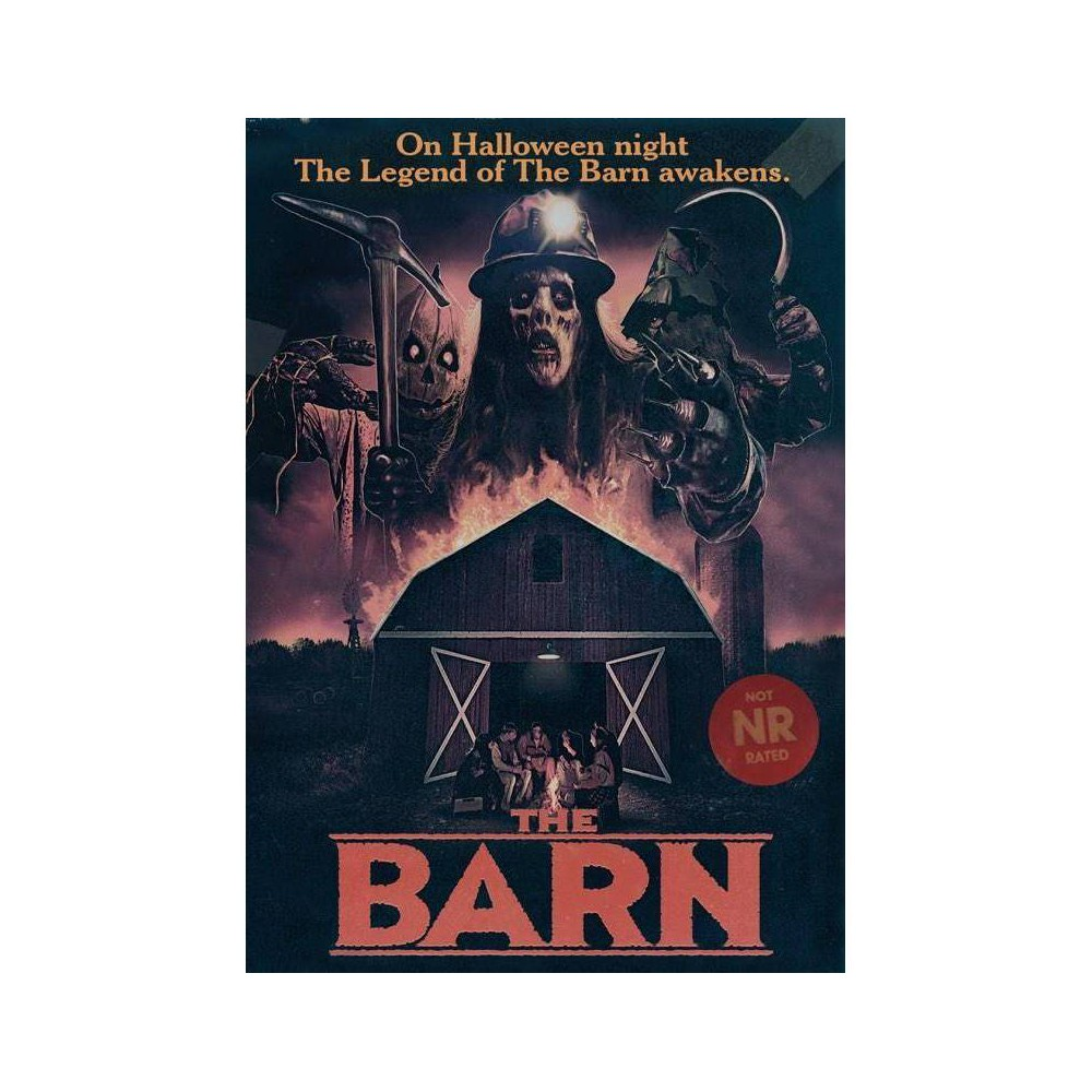 The Barn Dvd