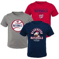 09d9b6dfd34 NHL Washington Capitals Boys  Shootout Gray Athleisure T-Shirt   Target