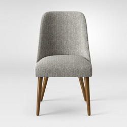 Geller Mid-Century Modern Dining Chair Distressed Gray - Project 62™