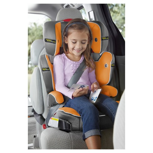 Play Graco Highback TurboBooster Car Seat With Safety Surround