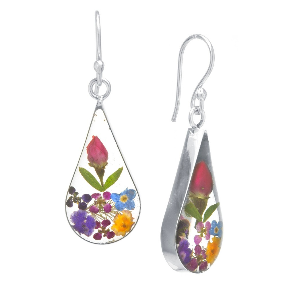 Fine Jewelry Earring Sterling flowers mothers day gift
