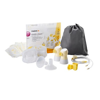 Medela Sonata Breast Pump Double Pumping Accessories & Parts Kit