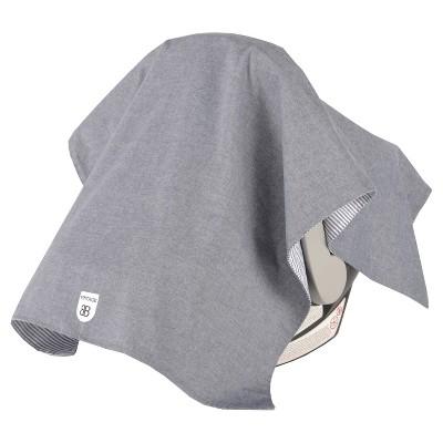 Balboa Baby Tickling Car Seat Canopy - Gray