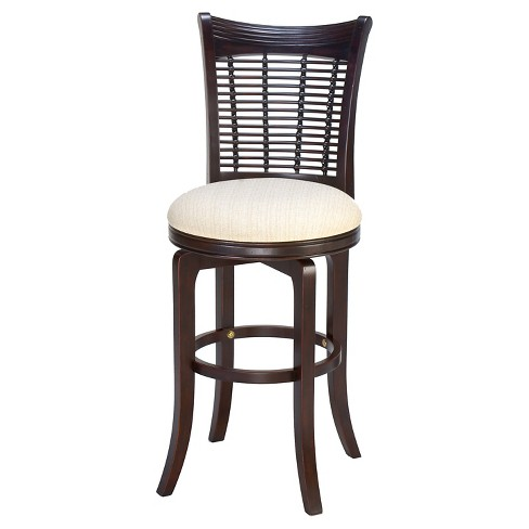 "Bayberry Swivel 30"" Barstool Wood/Cherry - Hillsdale Furniture - image 1 of 1"