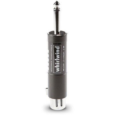 Whirlwind Little IMP Lo to Hi Impedance Matcher