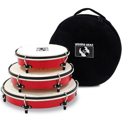 LP World Beat Plenera Drum Set with Bag - image 1 of 1