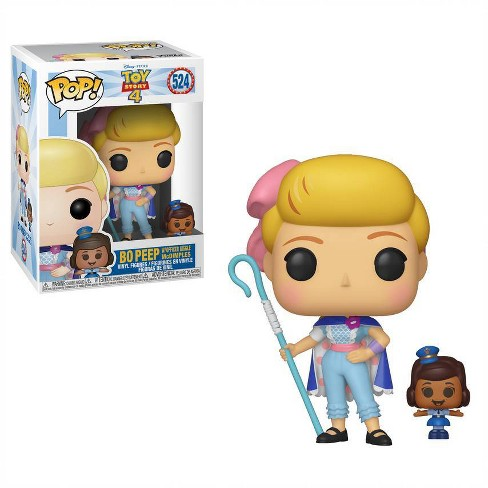 Funko POP! Disney: Toy Story 4 - Bo Peep with Officer McDimples - image 1 of 3