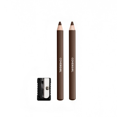 COVERGIRL Easy Breezy Fill + Define Brow Pencil