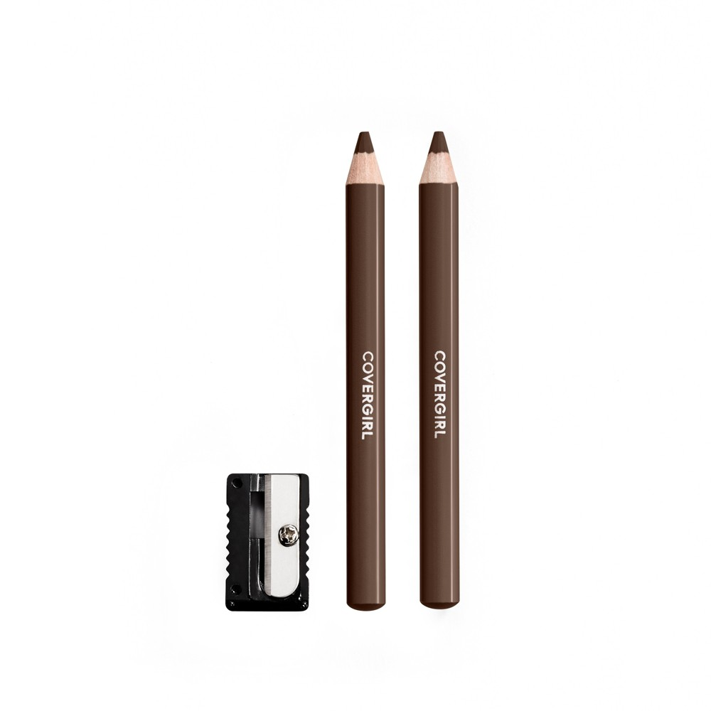 Covergirl Brow & Eye Makers 505 Midnight Brown .06oz