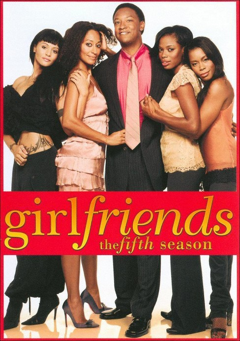 Girlfriends: The Fifth Season (3 Discs) (dvd_video) - image 1 of 1