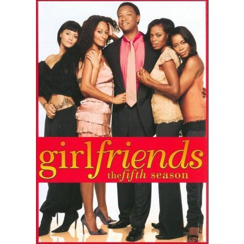 Girlfriends: The Fifth Season (3 Discs) (dvd_video) - image 1 of 1