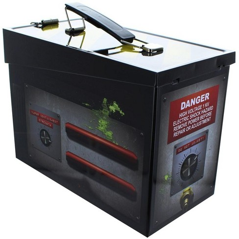 EMCE Toys Ghostbusters Ghost Trap Tin Lunch Box - image 1 of 3