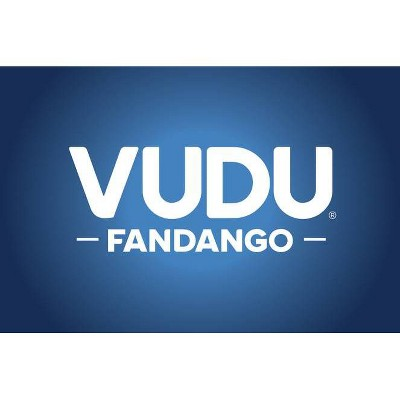 Fandango VUDU Gift Card $25 (Email Delivery)