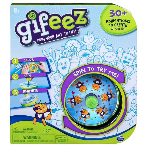 Gifeez Spin Studio Craft Activity Kit - image 1 of 4
