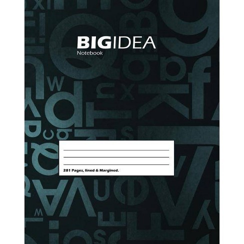 Big Idea Notebook - by  Night Hauler (Paperback) - image 1 of 1
