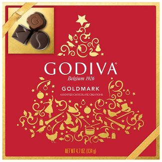 Godiva Christmas Assorted Chocolates - 5oz/11ct