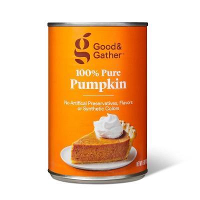 100% Pure Pumpkin - 15oz - Good & Gather™