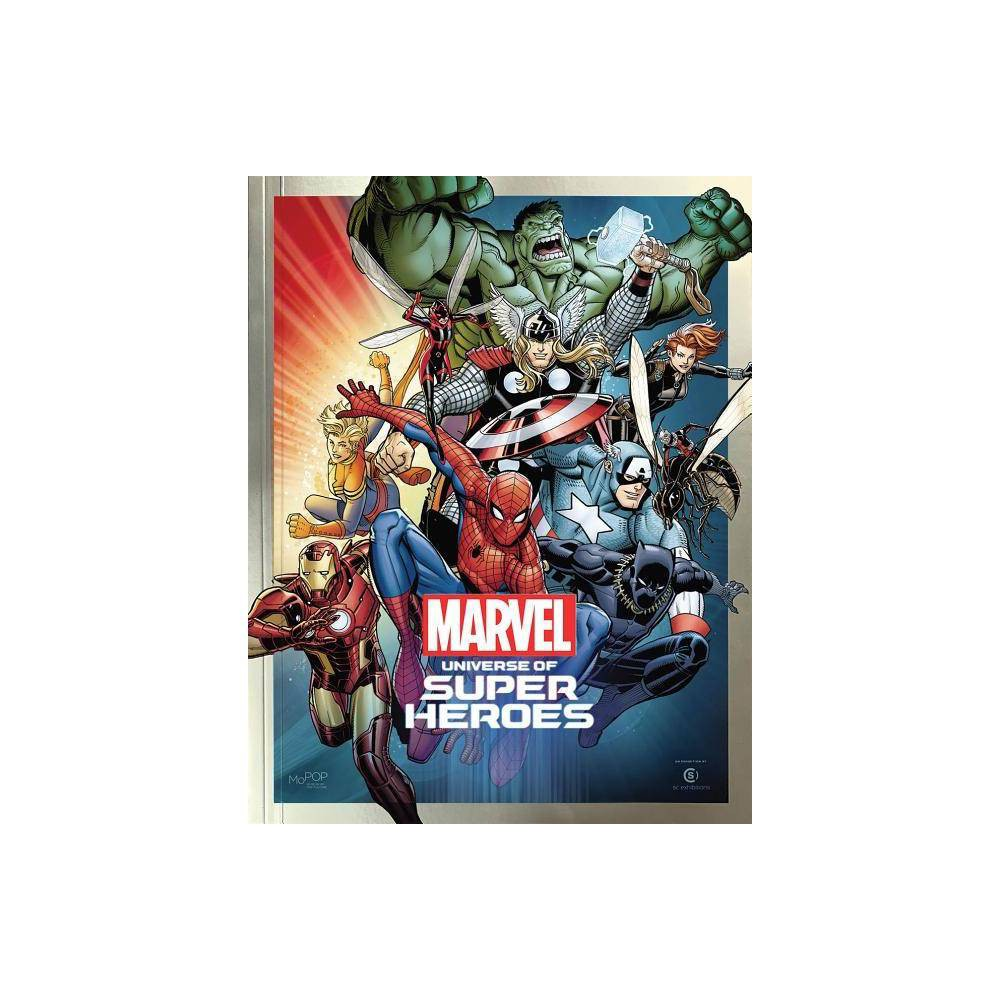 ISBN 9783903269323 product image for Marvel : Universe of Super Heroes - by Stan Lee & Jon Burlingame & Brian Crosby  | upcitemdb.com