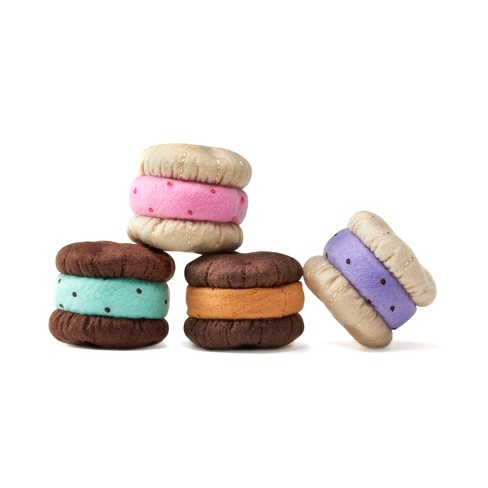 Antsy Pants Play Food Felt - Ice Cream Sandwiches - image 1 of 3