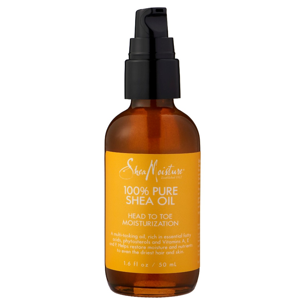 SheaMoisture 100% Pure Shea Oil - 1.6 fl oz