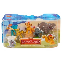 The Lion Guard Collectible 5 Figure Set