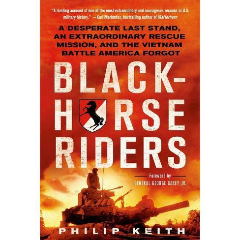 Blackhorse Riders - by  Philip Keith (Paperback) - image 1 of 1