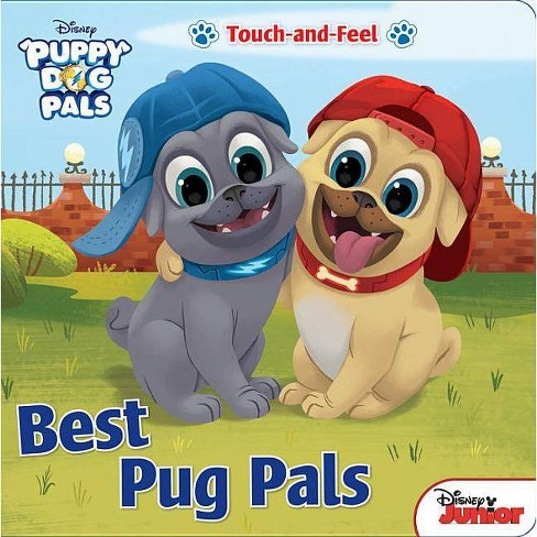 Best Pug Pals -  (Puppy Dog Pals) (Hardcover) - image 1 of 1
