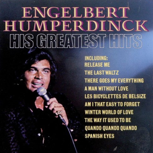 Englebe Humperdinck - His Greatest Hits (CD) - image 1 of 2
