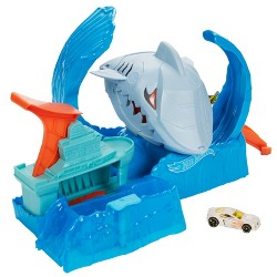Hot Wheels City Robo Shark Frenzy