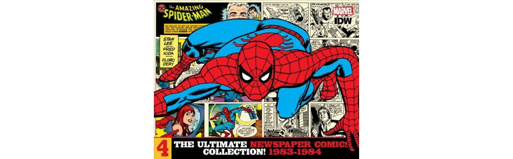 Amazing Spider-Man : The Ultimate Newspaper Comics Collec...