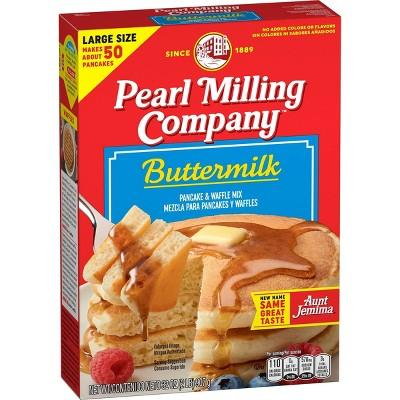 Pearl Milling Company Buttermilk Pancake & Waffle Mix - 2lb