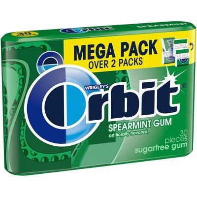 Orbit Spearmint Mega Pack  - 30ct