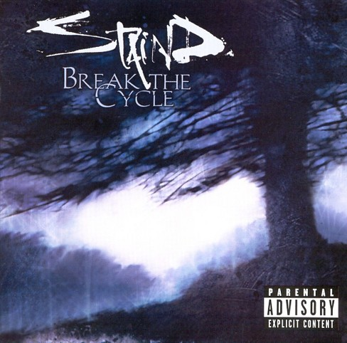 Staind - Break The Cycle (CD) - image 1 of 5