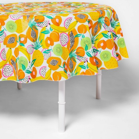 Polyester Printed Tablecover - Sun Squad™ - image 1 of 3