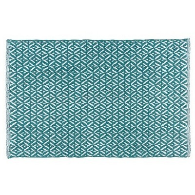 Teal Floor Mat (2 x3 )- Now Designs